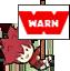 :warn: